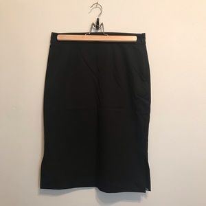 Anthropologie | Essential Pencil Skirt